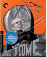 CRITERION COLLECTION: THINGS TO COME BLU-RAY
