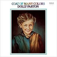 DOLLY PARTON - COAT OF MANY COLORS CD