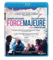 FORCE MAJEURE (WS) BLU-RAY