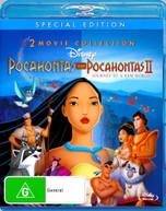 POCAHONTAS / POCAHONTAS II (1 DISC) (1995) BLURAY