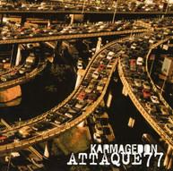 ATTAQUE 77 - KARMAGEDON CD