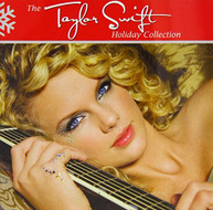 TAYLOR SWIFT - THE TAYLOR SWIFT HOLIDAY COLLECTION CD