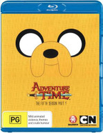 ADVENTURE TIME: SEASON 5 - PART 1 (2012) BLURAY