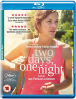 TWO DAYS ONE NIGHT (UK) BLU-RAY