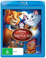 THE ARISTOCATS (SPECIAL EDITION) (1970) BLURAY