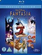FANTASIA (UK) BLU-RAY