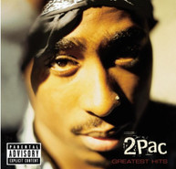 2PAC - GREATEST HITS CD
