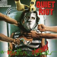 QUIET RIOT - CONDITION CRITICAL CD