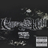 CYPRESS HILL - GREATEST HITS FROM THE BONG CD