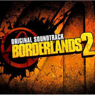 BORDERLANDS 2 SOUNDTRACK CD