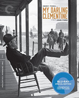 CRITERION COLLECTION: MY DARLING CLEMENTINE BLU-RAY