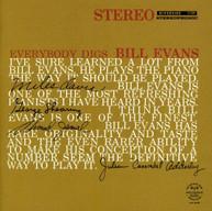 BILL EVANS - EVERYBODY DIGS BILL EVANS: KEEPNEWS COLLECTION CD
