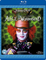 ALICE IN WONDERLAND (UK) - / BLU-RAY
