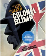 CRITERION COLLECTION: THE LIFE & DEATH OF COLONEL BLU-RAY
