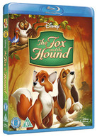 THE FOX AND THE HOUND (UK) BLU-RAY