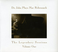 DR JOHN - DR JOHN PLAYS MAC REBENNACK CD