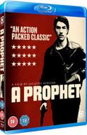 A PROPHET (UK) BLU-RAY