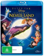 PETER PAN 2: RETURN TO NEVERLAND (2002) BLURAY