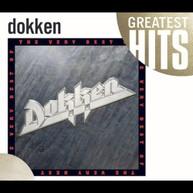 DOKKEN - VERY BEST OF DOKKEN CD