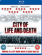 CITY OF LIFE AND DEATH (UK) BLU-RAY
