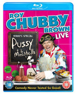 ROY CHUBBY BROWN - PUSSY AND MEATBALLS (UK) BLU-RAY
