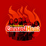 CANNED HEAT - VERY BEST OF CD