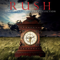 RUSH - TIME STAND STILL: THE CO CD