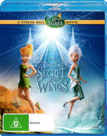 TINKER BELL AND THE SECRET OF THE WINGS (2012) BLURAY