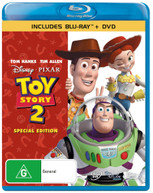 TOY STORY 2 (SPECIAL EDITION) (BLU-RAY/DVD) (1999) BLURAY