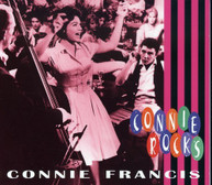 CONNIE FRANCIS - CONNIE ROCKS CD