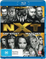 WWE: NXT'S GREATEST MATCHES - VOLUME 1 (2016) BLURAY