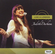 JUDITH DURHAM - LIVE IN LONDON CD