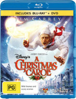A CHRISTMAS CAROL (BLU-RAY/DVD) (2009) BLURAY