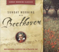 BEETHOVEN - SUNDAY MORNING WITH BEETHOVEN CD