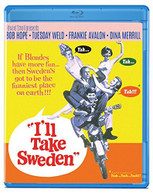 I'LL TAKE SWEDEN BLU-RAY