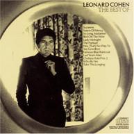LEONARD COHEN - BEST OF CD