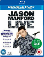 JASON MANFORD LIVE (UK) BLU-RAY