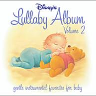 LULLABY ALBUM 2 VARIOUS CD