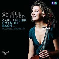 C.P.E. BACH - CELLO CONCERTO, HARPSICHORD CONCERTO, SINFONIAS CD