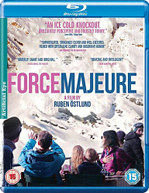 FORCE MAJEURE (UK) BLU-RAY