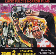 ZOMBI 2 SOUNDTRACK CD