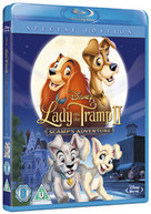 LADY AND THE TRAMP 2 (UK) BLU-RAY