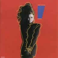 JANET JACKSON - CONTROL CD