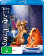 LADY AND THE TRAMP (1955) BLURAY