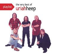 URIAH HEEP - PLAYLIST: VERY BEST OF URIAH HEEP CD