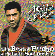 PUCHO & LATIN SOUL BROTHERS - BEST OF CD