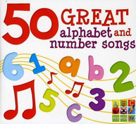 JOHN KANE - 50 GREAT ALPHA & NUMBER SONGS CD