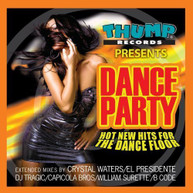 DANCE PARTY VARIOUS CD
