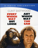 EVERY WHICH WAY BUT LOOSE & ANY WHICH WAY YOU CAN BLU-RAY