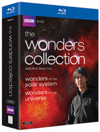 WONDERS OF THE UNIVERSE / SOLAR SYSTEM (UK) BLU-RAY